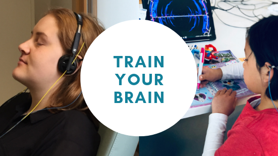 train-your-brain with the best neurofeedback equipment
