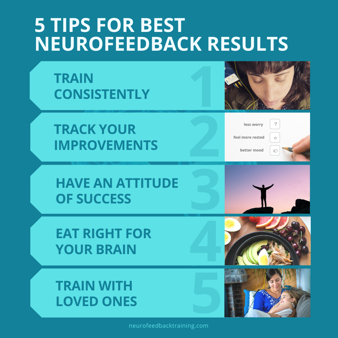5 TIPS FOR BEST NEUROFEEDBACK RESULTS neuroptimal at home training- instagram