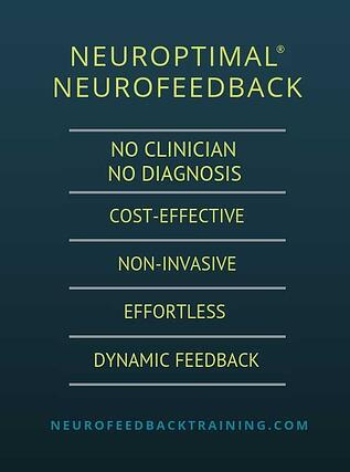 The difference between linear and dynamical neurofeedback chart