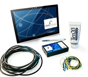 the neuroptimal home kit is a cost effective neurofeedback option