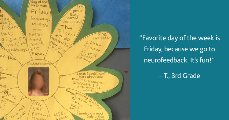 honest neurofeedback review from a child in third grade