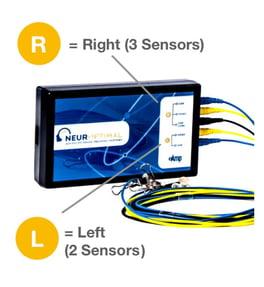 neuroptimal zamp with 5 EEG sensors explanation
