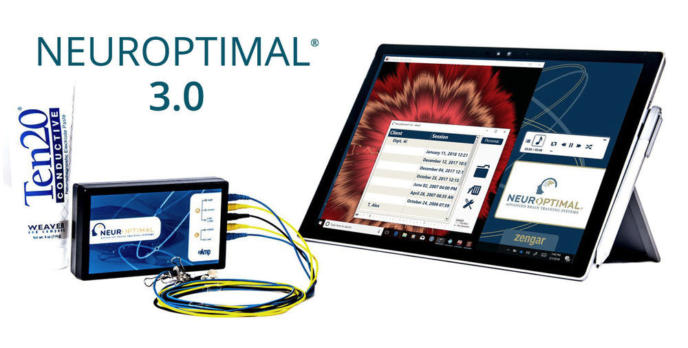 NFT NeurOptimal 3 tablet