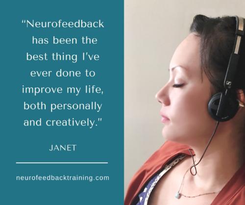 Neuro feedback Training